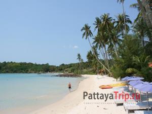Пляж Банг Бао (остров Ко Куд)