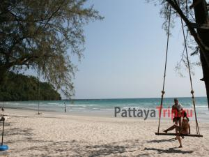Пляж Ао Чак на острове Ко Куд
