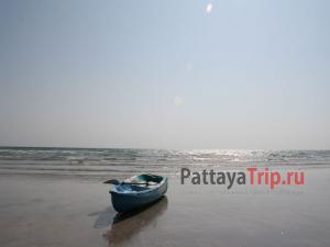 Пляж Ао Прао на острове Ко Куд