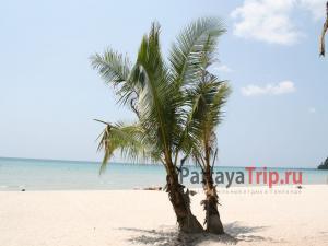 Пляж Клонг Чао на острове Ко Куд