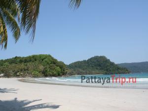 Пляж Клонг Хин на острове Ко Куд