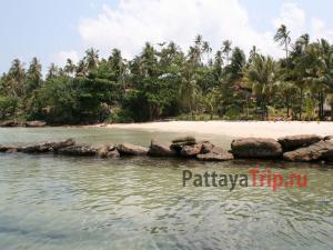 Пляж Клонг Яй Ки на острове Ко Куд