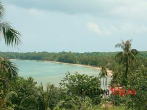 Вид с горы Paen Thi. Остров Ко Мак