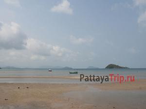 Пляж Ао Пра на острове Ко Мак