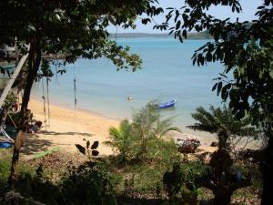 Пляж Лаем Туката на Ко Мак