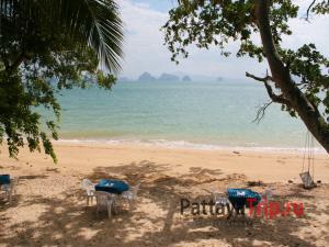 Пляж Клонг Джарк на острове Ко Яо