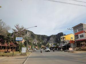 Городок Ао Нанг в Краби Тайланд