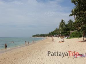 Пляж Клонг Кхонг. Остров Ланта