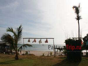 Пляж Клонг Джарк на Ко Ланте