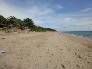 Пляж Klong Nin Beach