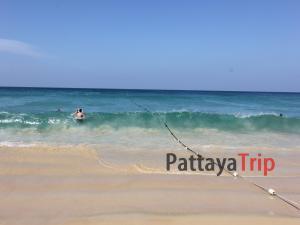 Пляж Карон - один из лучших на Пхукете