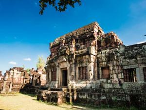 Храм Прасат Хин Паномван в Накхон Ратчасима