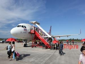Аэропорт Nakhon Si Thammarat
