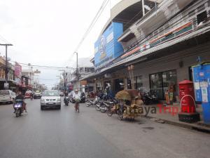 Город Нонг Кхай в Тайланде