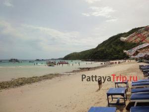 Пляж Тонгланг