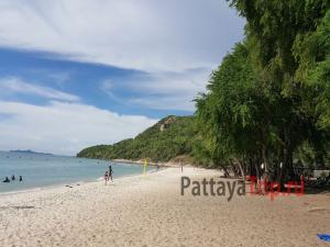 Военный пляж Паттайи