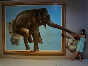 3D галерея Art in Paradise в Паттайе