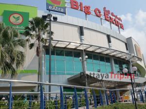 Гипермаркеты Биг Си в Паттайе