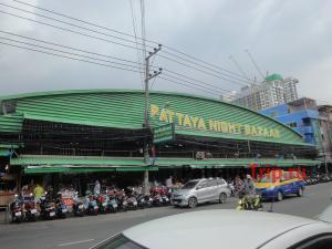 Вещевой рынок Pattaya Night Bazaar