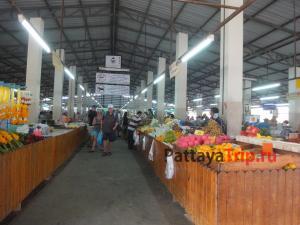Рынок на Ват Бун
