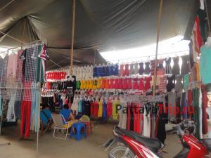 Рынок на Сои Буккао