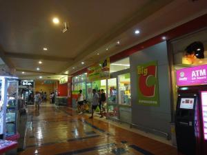 Гипермаркеты Биг Си - магазины в Паттайе