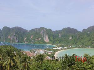 Смотровая площадка на острове Пхи-Пхи-Дон