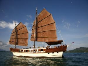 Круиз на яхте с Пхукета