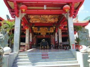 Jui Tui - китайский храм на острове Пхукет