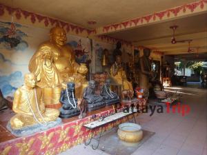 Wat Phra Nang Sang - храм на Пхукете