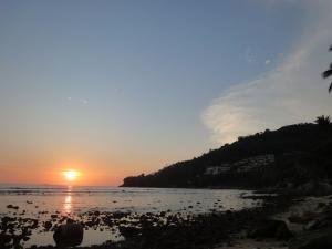 Закат на пляже Калим на Пхукете