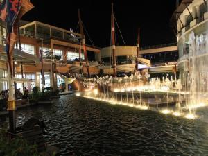 Территория торгового центра Jungceylon