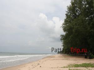 Пляж Hat Mae Ramphueng в Районге