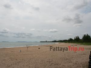 Пляж Sai Thong Beach в Районге