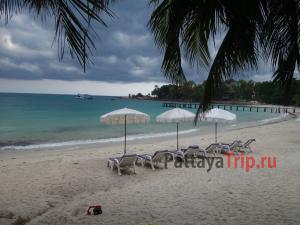 Пляж Ао Чо на Самете