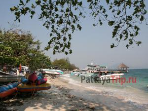 Пляж Ао Кланг на Самете