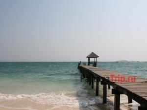 Пляж Лук Ен на Самете
