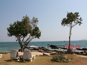 Секретный пляж на Ко Самет