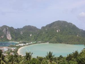 Обзорная точка на острове Пхи Пхи Дон