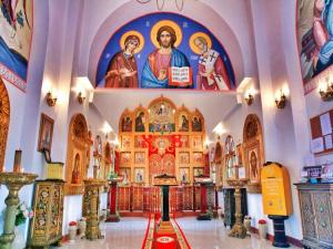 Православный храм на Самуи