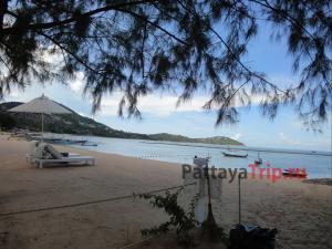 Пляж Чавенг Яй на Самуи
