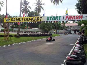 Картинг Go-Kart Samui