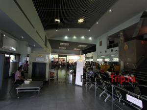 Аэропорт Транг