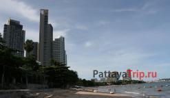Пляж Вонгамат в Паттайе