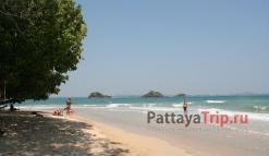 Пляж Shin Samut на Ко Самете