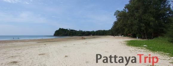 Пляж Kaw Kwang на Ланте